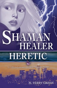 First cover for Shaman, Healer, Heretic