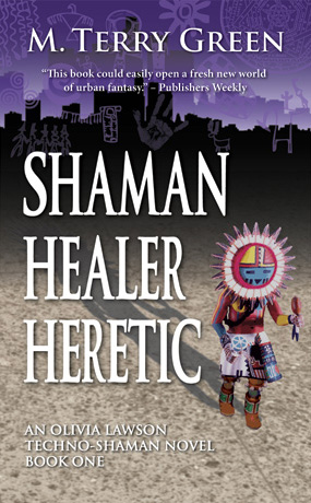 Second cover for Shaman, Healer, Heretic