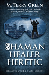 Third cover for Shaman, Healer, Heretic