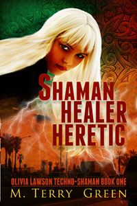 Shaman Healer Heretic Cover
