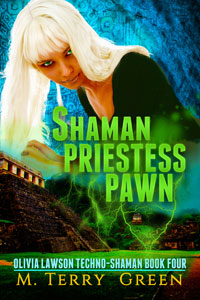Shaman Priestess Pawn Cover
