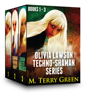 Olivia Lawson Box Set Books 1 - 3