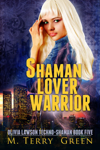 Shaman Lover Warrior (Book 5)