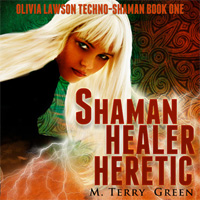 Shaman Healer Heretic Audiobook