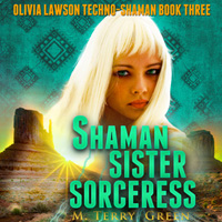 Shaman Sister Sorceress Audiobook