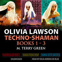 Olivia Lawson Box Set Audiobook